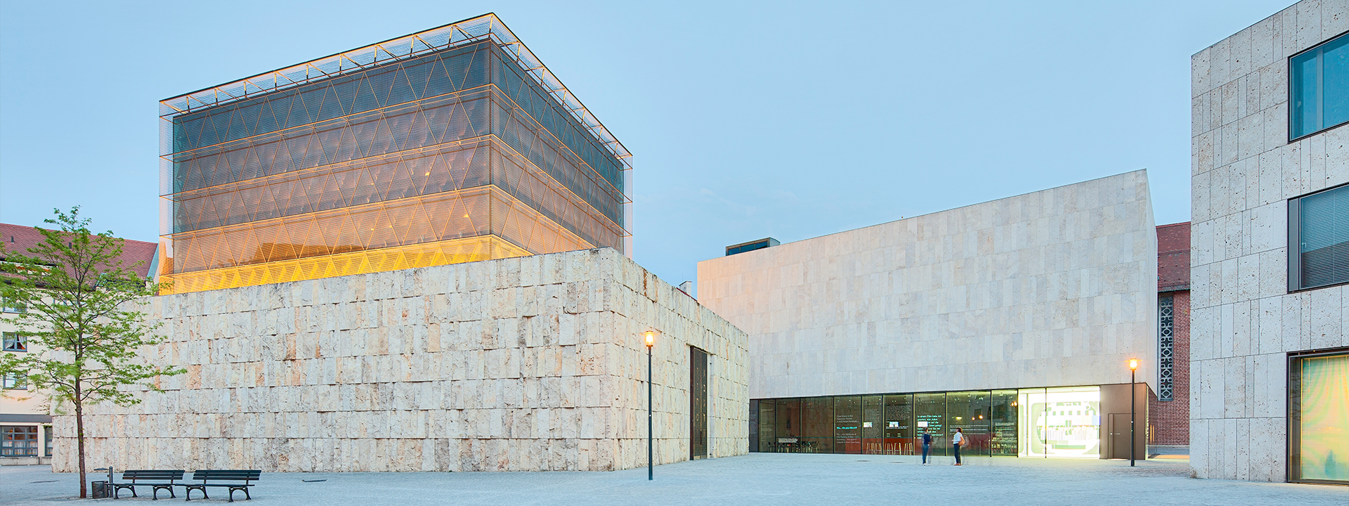 The Jewish Museum – Architecture