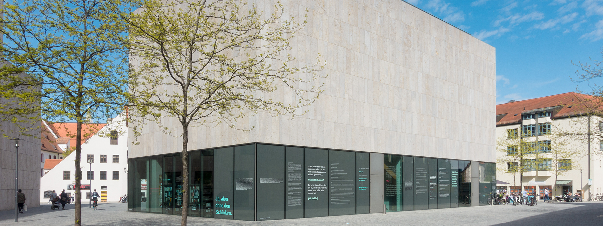 Your visit to the Jewish Museum Munich